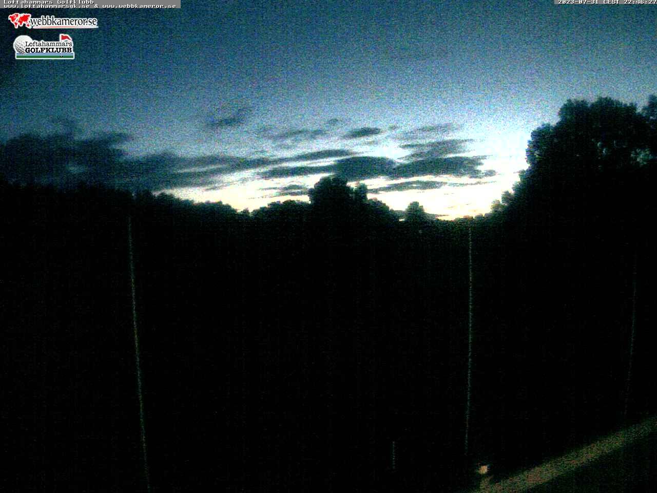 Webbkamera hos Loftahammars Golfklubb
