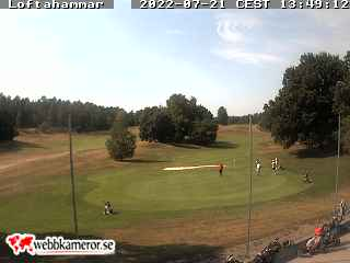 Webkamera - Loftahammars Golfklubb